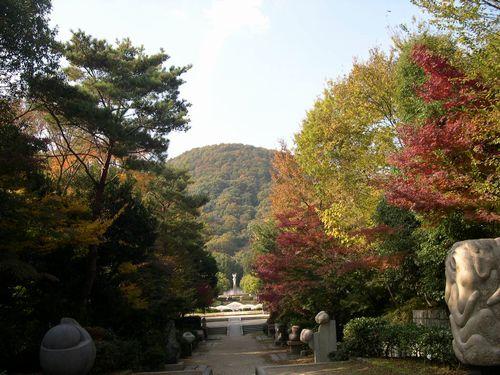 甲山森林公園&藪の中ウォーク_b0025947_19325149.jpg