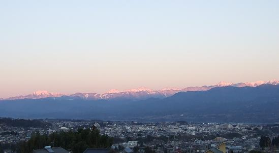 伊那谷に冬の訪れ_c0084368_11362294.jpg