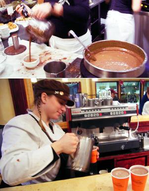 冬のニューヨークを美味しく楽しむホット・チョコレートの名店_b0007805_1411596.jpg