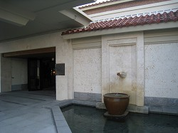 2008年11月 喜瀬別邸 チェックイン・部屋1 _a0055835_16381556.jpg