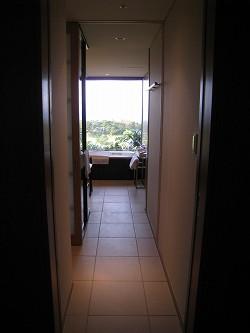 2008年11月 喜瀬別邸 チェックイン・部屋1 _a0055835_16542714.jpg