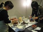 12月 ケーキ教室_d0139350_17113176.jpg