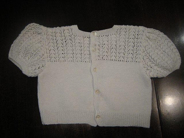 ベビーセーター2 (半袖)  _f0112550_559520.jpg