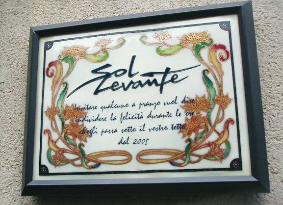 Sol Levante ソル・レヴァンテでランチ_d0080653_20104120.jpg