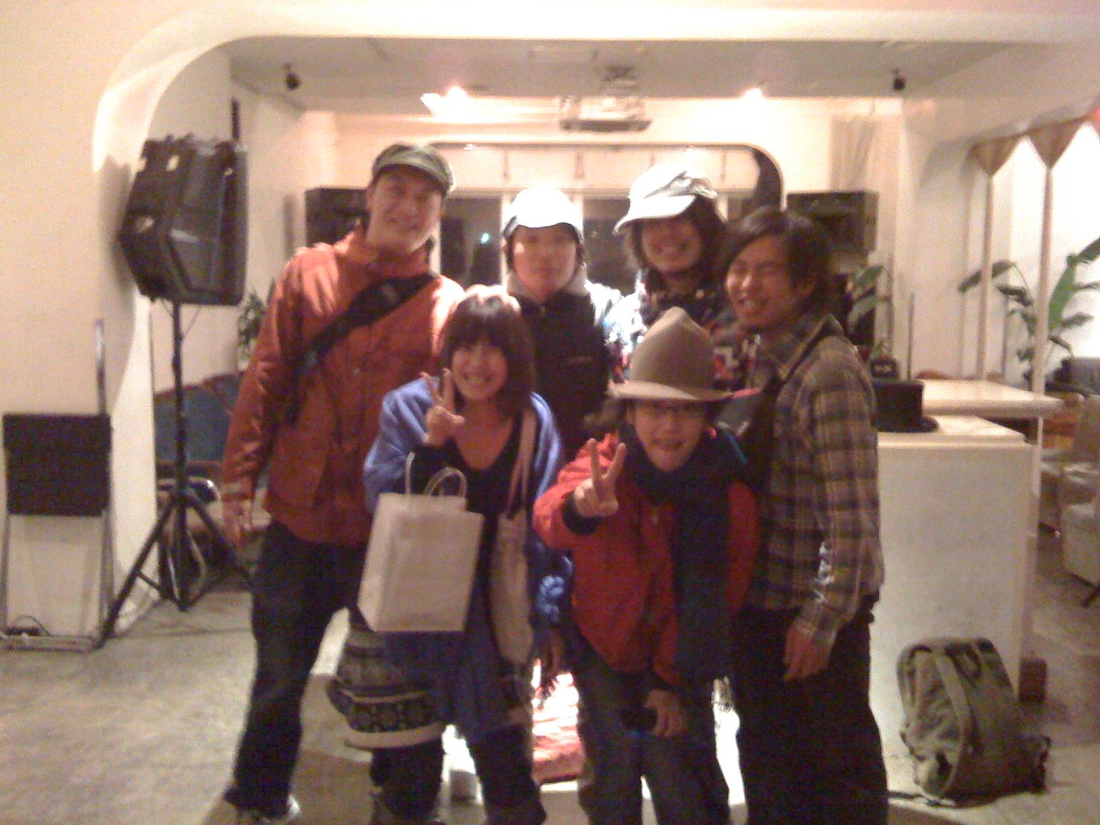 東海道三次 vol.2 リキッドルーム満員御礼!_f0197258_21172357.jpg