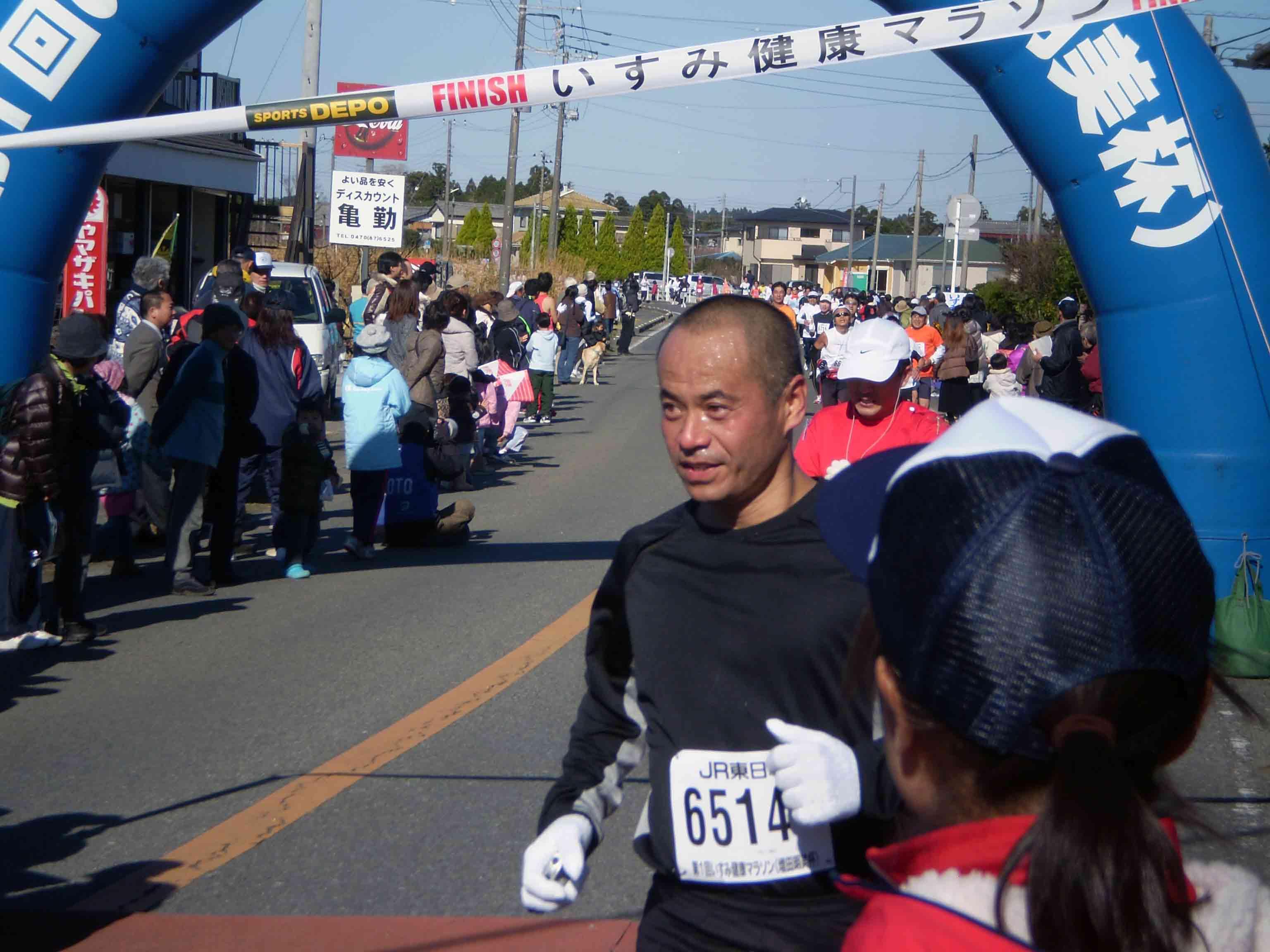 第一回いすみ健康マラソン大会_f0036759_5463794.jpg