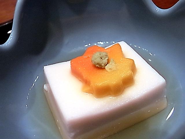 活水料理やまとの豆腐づくし_e0061902_15241775.jpg
