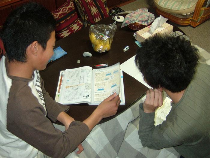 兄が弟に教える瞬間_c0110051_9512095.jpg