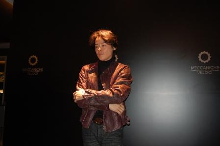 ISHIDA=パーティに河村隆一、松田美由紀が出席_f0039351_19433213.jpg