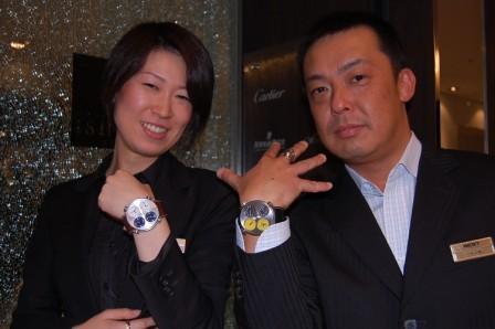 ISHIDA=パーティに河村隆一、松田美由紀が出席_f0039351_1945160.jpg