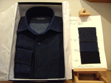 イタリアン【Erba Italia】パターンオーダーシャツ・フェア_c0177259_2531496.jpg