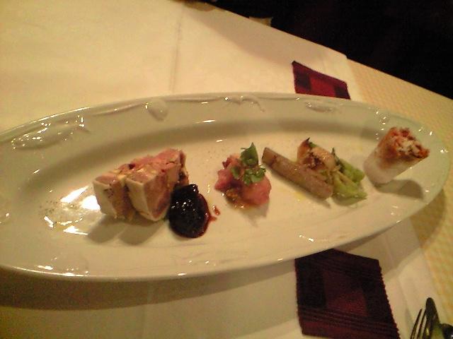 Italian dinner★_c0151965_1357169.jpg