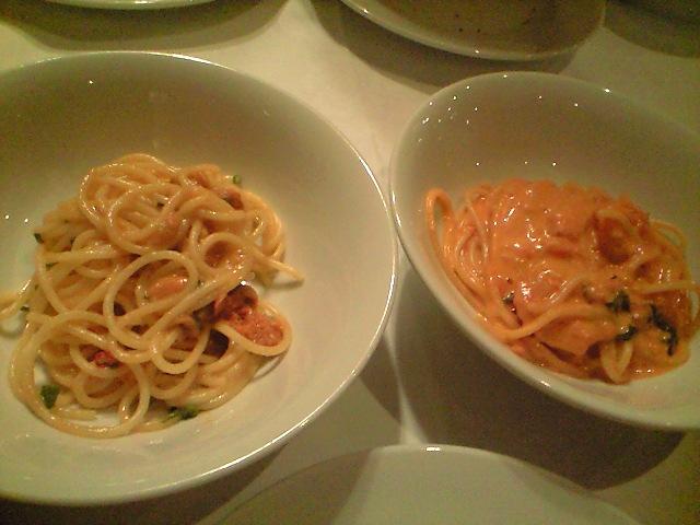 Italian dinner★_c0151965_13571743.jpg