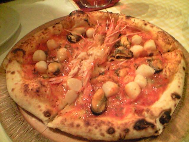 Italian dinner★_c0151965_13571795.jpg