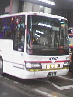 最近の京王高速バス_e0013178_1621921.jpg