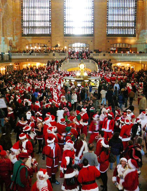 今週土曜日のニューヨークは、サンタ注意報です!_b0007805_1134692.jpg