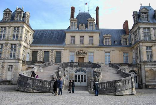 フォンテーヌブロー宮殿の画像 p1_12