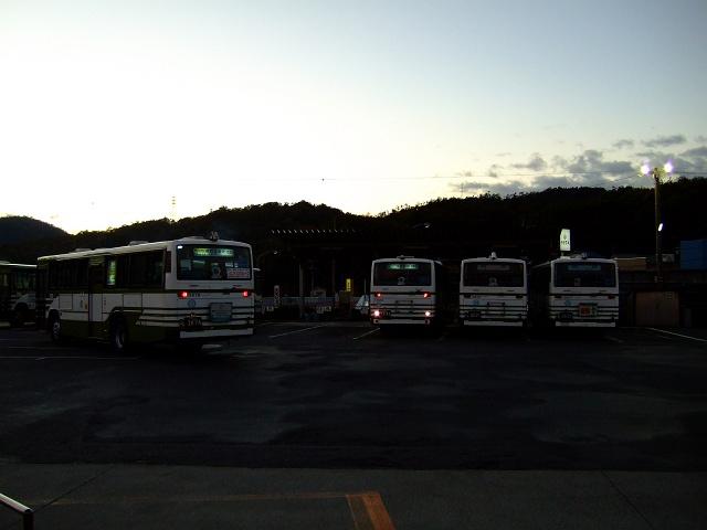 広電バス熊野営業所・IPブランチ熊野_b0095061_8132038.jpg