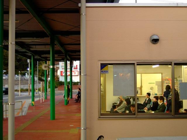 広電バス熊野営業所・IPブランチ熊野_b0095061_8135690.jpg