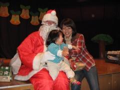 サンタがやってきた ~わんぱくクリスマス会~_d0091723_2327981.jpg