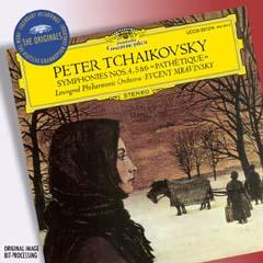 "Evgeny Mravinsky + Leningrad PHIL / Tchaikovsky Symphonie Nos.6 \""Pathetique\""_d0102724_1112064.jpg"