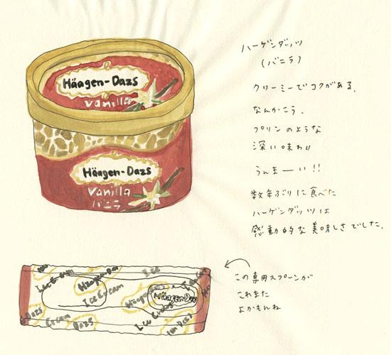 ハーゲンダッツってこんなに美味しかったのね_b0126653_30054.jpg