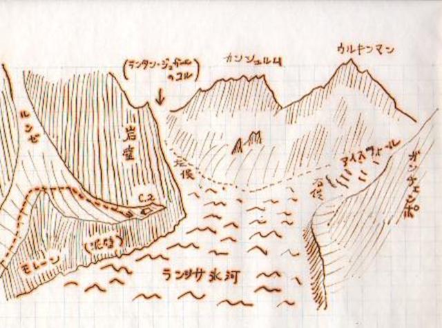 爺の登山小史 No43 ヒマラヤⅣ_d0007657_171963.jpg