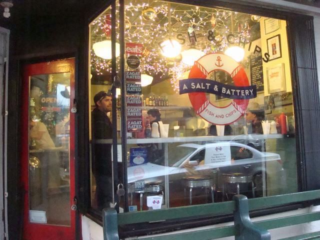 Shepherd's Pieを食べに West Villageへ、_d0100880_23131762.jpg