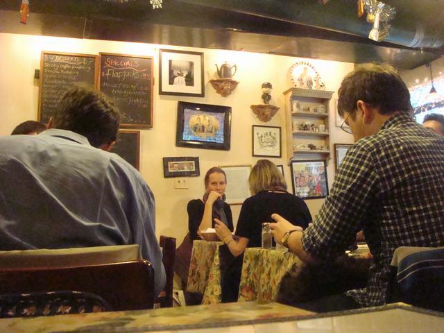 Shepherd's Pieを食べに West Villageへ、_d0100880_23135452.jpg