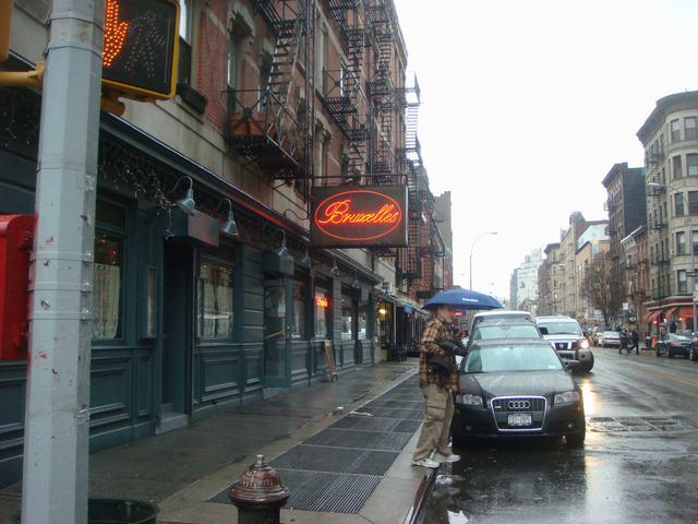 Shepherd's Pieを食べに West Villageへ、_d0100880_2385490.jpg