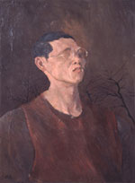 戦時下の画家たち 絵があるから生きている:板橋区立美術館_e0054299_9281520.jpg