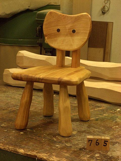 こねこ椅子完成_e0072513_638823.jpg