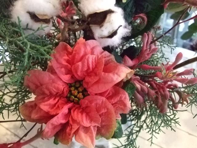 オークリーフ花の教室(クリスマスレッスン)_f0049672_15405081.jpg