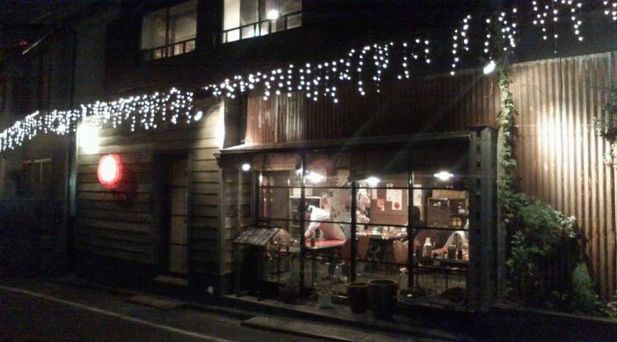 外苑前の韓国料理店_f0087202_22131376.jpg