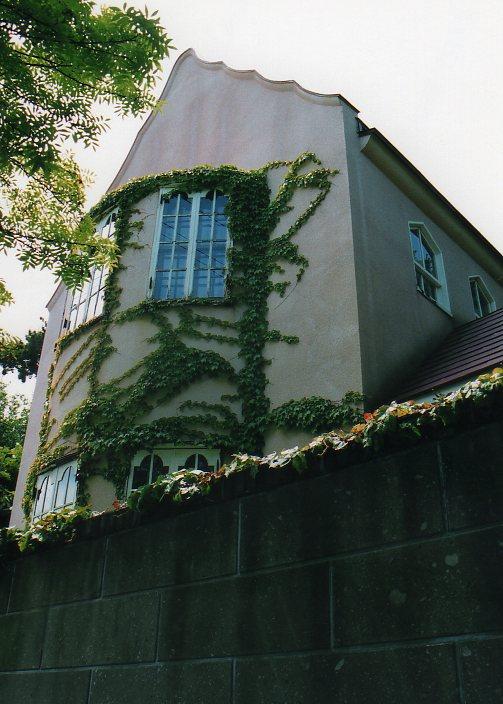 函館・旧亀井喜一郎邸(建築家・関根要太郎作品研究)その1_f0142606_12231894.jpg