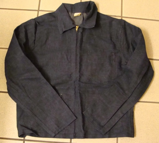 買い付け情報#16 DEAD STOCK MADE WELL DENIM JKT_c0144020_14582539.jpg