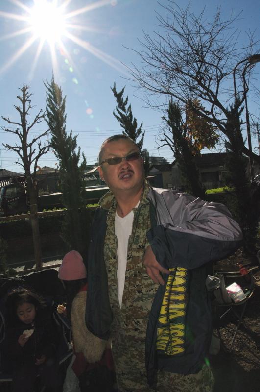 2008JOSF川口ゴリラ公園12月定期戦VOL 8:コース外の風景_b0065730_21324264.jpg