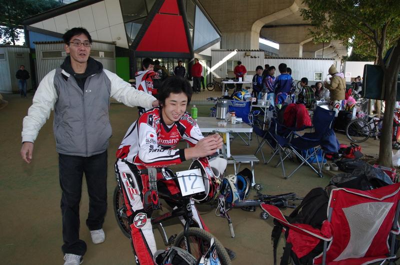 2008JOSF川口ゴリラ公園12月定期戦VOL 8:コース外の風景_b0065730_21372789.jpg
