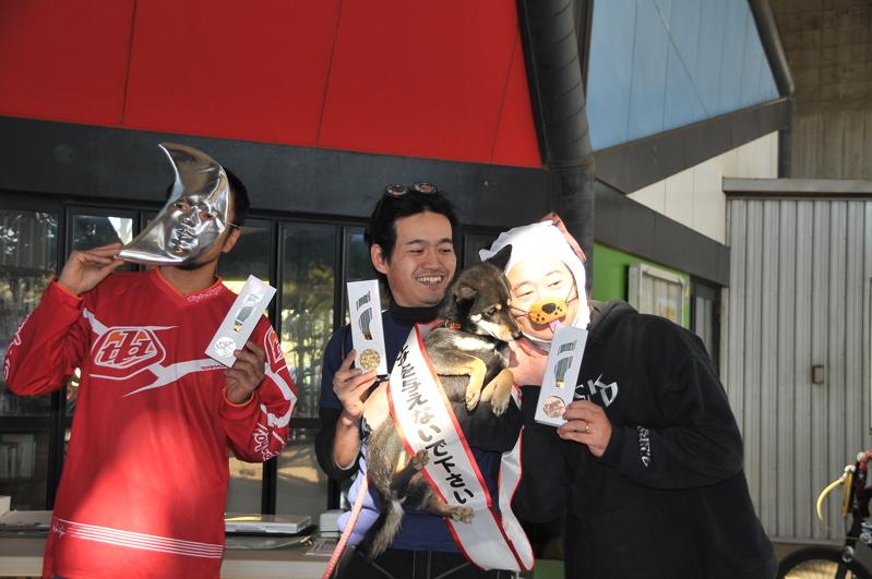 2008JOSF川口ゴリラ公園12月定期戦VOL 8:コース外の風景_b0065730_21424019.jpg