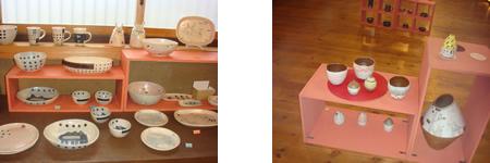 ギャラリー小さな展示室にて_d0132289_1465089.jpg