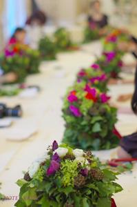 ノエルのパリ。花研修報告。VOL4.オテル リッツでのレッスン☆_b0111306_23316100.jpg