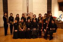 女声古楽アンサンブルCORNIX 5thコンサート~イングランドのミサとキャロル~@聖パウロ女子修道会_f0006713_2441610.jpg