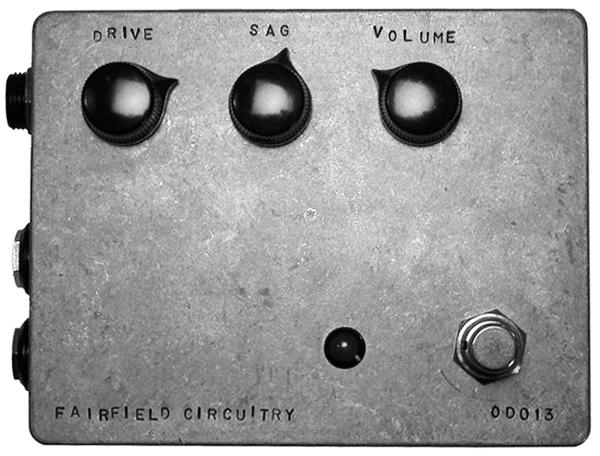 「Fairfield Circuitry」の「Barbershop Overdrive」。_e0053731_1957291.jpg