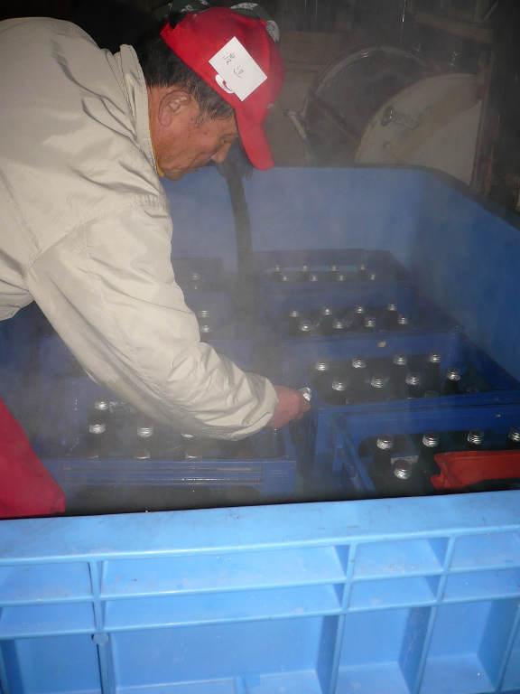 日本酒 酒造り体験講座 第四回報告 《瓶詰め》_f0193752_2014536.jpg