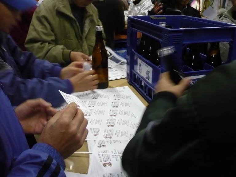 日本酒 酒造り体験講座 第四回報告 《瓶詰め》_f0193752_2041264.jpg