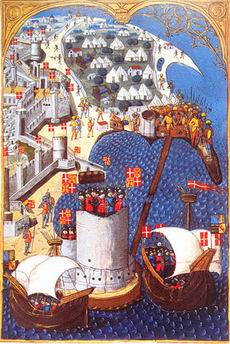 【穆罕默德II:Total War】-1480 羅德島圍城_e0040579_19362122.jpg