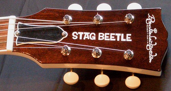 2本目の「STAG BEETLE」が完成&発売!_e0053731_19402387.jpg