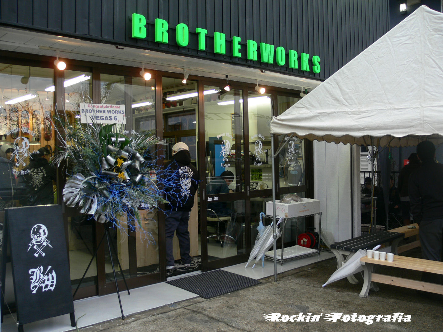 ☆BROTHER WORKS☆_e0083143_23111761.jpg
