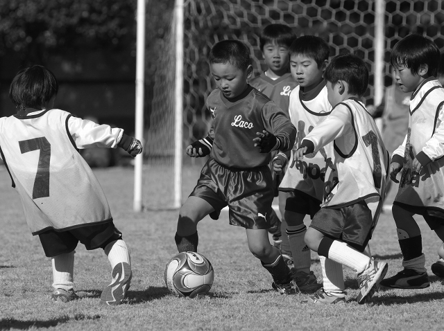 サッカー小僧_f0018464_13404789.jpg