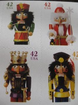 切手(Holiday Nutcrackers )_c0180971_8531137.jpg